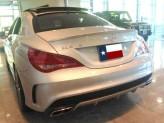 Задний спойлер для Mercedes-Benz CLA 2008 г.-