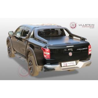 """Крышка Mountain Top для Fiat Fullback """"TOP ROLL"""", цвет черный (под ориг. дугу)"""