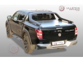 "Крышка Mountain Top для Fiat Fullback ""TOP ROLL"", цвет серебристый"