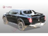 """Крышка Mountain Top для Fiat Fullback """"TOP ROLL"""", цвет серебристый (под ориг. дугу), изображение 2"""