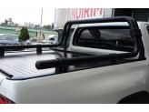 "Крышка для Toyota HiLux ""ROLL-ON"" с дугой CR004"