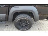 Расширители колесных арок для Volkswagen Amarok  (пластик ABS) 2017 г.-, изображение 4