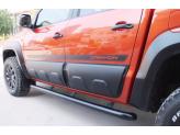 Комплект боковых накладок для Volkswagen Amarok из 6 частей (расширители в комплект не входят), изображение 5