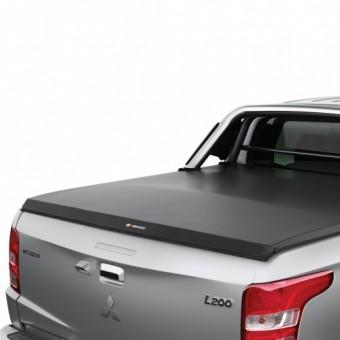Крышка пикапа для Mitsubishi L200 из винила и решетчатого каркаса из алюминия