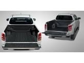 Вкладыш для Fiat Fullback в кузов пластиковая (с заходом на борта) для двойной кабины., изображение 2