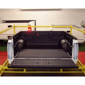 Вкладыш в кузов для Mazda BT-50 пластиковая для Double Cab под борт (5ft ~152,4 см) 2006-2011 г.