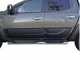 Комплект боковых накладок для Fiat Fullback