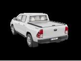 "Крышка для Toyota HiLux ""ROLL-ON"", цвет серебристый"