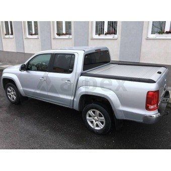"Крышка для Volkswagen Amarok ""TOP ROLL"", цвет серебристый"