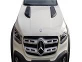 Комплект накладок на капот для Mercedes-Benz X-Class