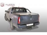 """Крышка Mountain Top для Mercedes-X-Class """"TOP ROLL"""" с защитной дугой, цвет серебристый"""