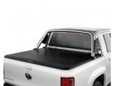 Крышка кузова с защитной дугой для Volkswagen Amarok в комплекте с защитной дугой.