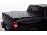 Крышка пикапа для Dodge Ram трехсекционная, алюминиевая, с подсветкой цвет черный