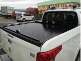 """Крышка для Mitsubishi L200 """"ROLL-ON"""" цвет черный"""