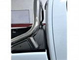 """Крышка для Isuzu D-MAX """"ROLL-ON"""" цвет черный с дугой RB001 (электростатическая покраска) 2018-, изображение 3"""