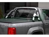 Защита кузова для Volkswagen Amarok из винила и решетчатого каркаса из алюминия, изображение 5