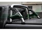 Защита кузова для Volkswagen Amarok из винила и решетчатого каркаса из алюминия, изображение 4