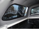 Кунг пикапа для Double Cab, модельSM1 (в грунте под окраску, стекловолокно), изображение 2
