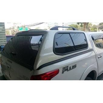 Кунг пикапа для Double Cab, модель SM4 (окрашенный в заводской цвет авто, стекловолокно)