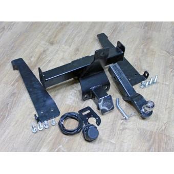 Фаркоп для Range Rover Sport (провода, розетка, декоративная заглушка, чехол для крюка)