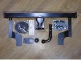 Фаркоп для Renault KAPTUR (провода, розетка), изображение 2
