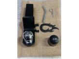 Шаровый узел фаркопа, тип Е (шар никелированный, 50 x 50 мм), изображение 2