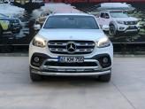 """Защита переднего бампера """"TetriPlus Chrome"""" для Mercedes-Benz X-Class (можно заказать в черном цвете), изображение 2"""