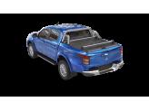 """Крышка Mountain Top для Mitsubishi L200 """"TOP ROLL"""", цвет серебристый под. ориг. дугу"""