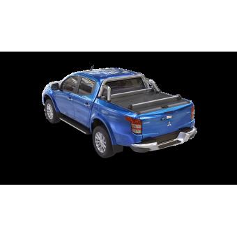 """Крышка Mountain Top для Mitsubishi L200 """"TOP ROLL"""", цвет серебристый под. ориг. дугу (доступна к заказу в черном цвете)"""
