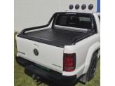 """Крышка на Volkswagen Amarok ROLL-ON"""" цвет черный для комплектации Canyon"""
