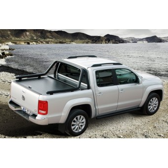 "Крышка на Volkswagen Amarok ""ROLL-ON"" с дугой ""PROBAR"""