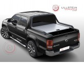 "Крышка Mountain Top для Volkswagen Amarok ""TOP ROLL"", цвет серебристый 2017-"