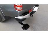 Подножка задняя для Mitsubishi L200, цвет черный, изображение 3