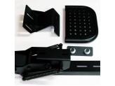 Подножка задняя для Mitsubishi L200, цвет черный, изображение 5