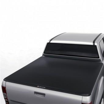 Крышка пикапа для Ford Ranger T6 из винила и решетчатого каркаса из алюминия (для комплектации Wildtrack)
