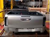 Вкладыш для Toyota HiLux под  борт в кузов для а/м с двойной кабины, изображение 3