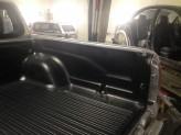 """Вкладыш в кузов пластиковая для двойной кабины под борта с логотипом """"Mitsubishi Motors"""", изображение 4"""