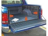 Уплотнитель заднего, откидного борта для Fiat Fullback