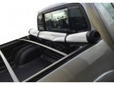 Крышка пикапа для Toyota Tundra  из винила и решетчатого каркаса из алюминия (для Crewmax 5.5 Extra Short Bed), изображение 3