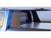 """Защитная дуга """"Alu Bar"""" со стоп сигналом для Volkswagen Amarok в кузов пикапа"""
