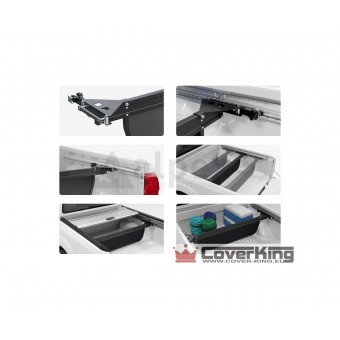 """Разделитель кузова """"Bed Divider"""" для Mercedes-Benz X-Class"""