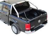 """Крышка на Volkswagen Amarok серия """"SOT-ROLL"""" под оригинальную дугу, изображение 4"""