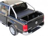 """Крышка на Volkswagen Amarok серия """"SOT-ROLL"""" под оригинальную дугу, изображение 3"""