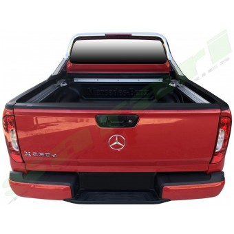 Накладки на борта Mercedes-Benz X-Class (на боковые борта и на откидную крышку)