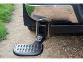 Подножка задняя для Volkswagen Amarok, цвет черный, изображение 4
