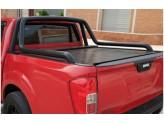 """Защитная дуга """"Canyon Black"""" для Isuzu D-MAX в кузов 70 мм"""