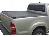 """Крышка на Toyota HiLux """"TOP ROLL"""" цвет черный"""