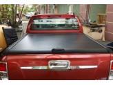 """Крышка для Mitsubishi L200 """"ROLL-ON"""" (алюминий, цвет черный), изображение 2"""