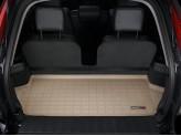 Коврик багажника WEATHERTECH для Volvo XC 90, цвет бежевый с 2012-