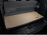 Коврик багажника WEATHERTECH для Toyota Sequoia, цвет бежевый